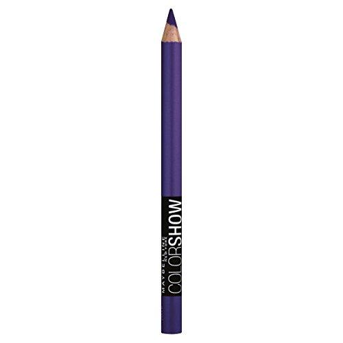 Maybelline New York Color Show Matita Occhi, 320 Vibrant Violet