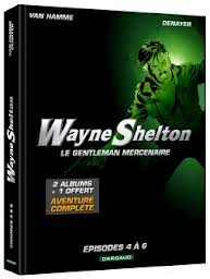 Fourreau wayne shelton t4 5 6 dont t4 gratuit