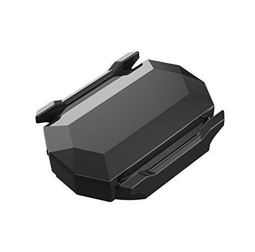 Qbisolo Ciclismo Ant + Sensor de cadencia inalámbrico Bluetooth Velocidad para Garmin...