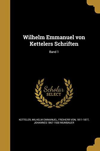 GER-WILHELM EMMANUEL VON KETTE