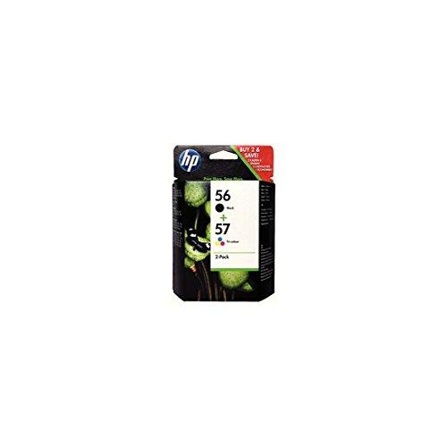 Preisvergleich Produktbild HP C 6656 AE + C 6657 AE Kombipack No. 56 + 57 SA342AE