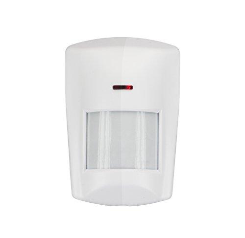 LUPUSEC XT1 Smarthome Funk-Alarmanlage, Starter Pack mit Funk Bewegungsmelder, 2 Türkontakten und Keypad, IP basierte Einbruchmeldeanlage für Ihr Haus, fernsteuerbar via Browser, Tablet oder Smartphone, Wachschutz aufschaltbar - 3