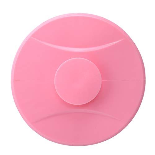 Kissherely Küche Gummi Waschbecken Ablassschraube Bad Badewanne Boden Wasserstopper Werkzeug Wäsche Zubehör (Rosa)
