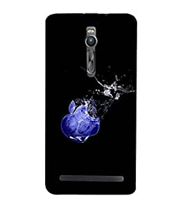 printtech Apple Back Case Cover for Asus Zenfone 2::Asus Znfone 2 ZE550ML