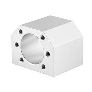 Kugelgewindemutter - DSG16H Kugelgewindemutter Sitzhalterung 28mm Durchmesser für SFU1604 1605 1610