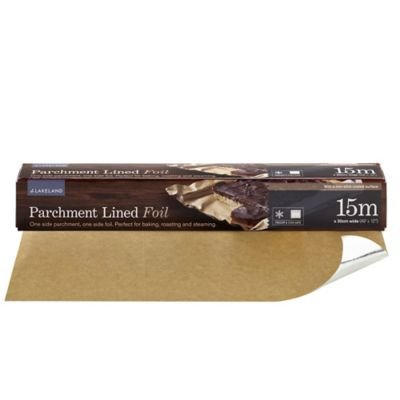lakeland-parchment-lined-foil-30cm-x-15m-ideal-for-baking-steaming