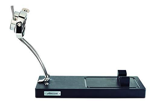Arcos accessori - porta prosciutto - polietilene pe-500 530x386x190 mm - aisi-304 acciaio inossidabile colore nero