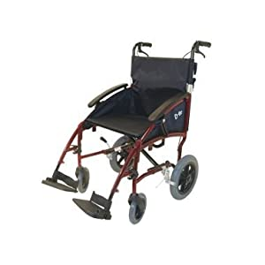 "Drive Medical Transportrollstuhl D-Lite (""12, 5)"
