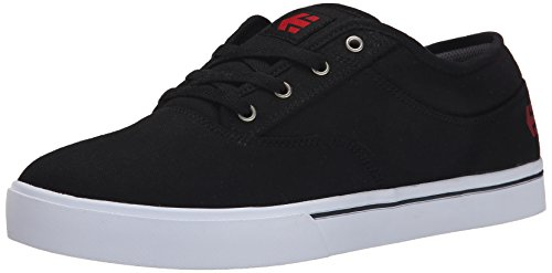 Etnies Jameson, Scarpe da Skateboard Uomo, Nero (Black/White/Red978), 45.5 EU (10.5 UK)