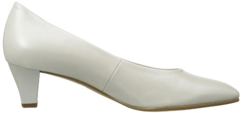 Gabor Shoes Gabor 85.180.60 Damen Pumps Weiß (off-white+Absatz)