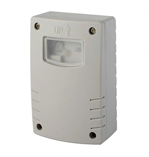 Preisvergleich Produktbild Licht Dämmerungsschalter Zeitschaltuhr Dämmerungssensor