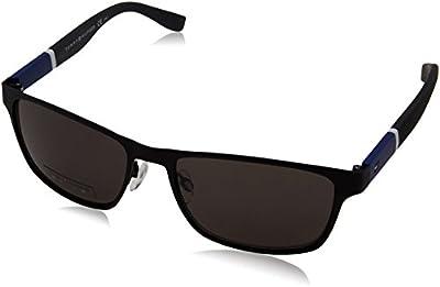 Tommy Hilfiger Gafas de Sol 1283/ S NRFO355 (55 mm) Negro