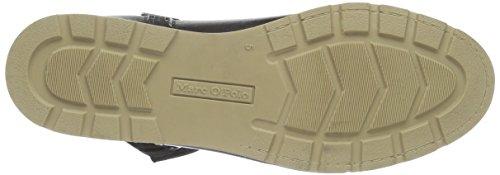 Marc O'Polo Damen 60912986001119 Bootie Chukka Boots Schwarz (black 990)
