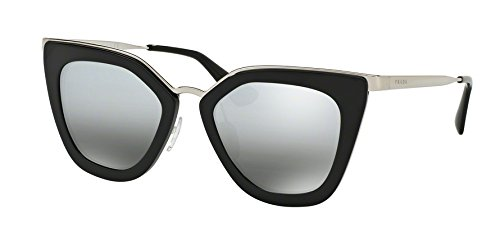 162c4bc8bdbd Prada Sunglasses 53SS 1AB6N2 Black, 52 - Buy Online in Oman. | Apparel  Products in Oman - See Prices, Reviews and Free Delivery in Muscat, Seeb,  Salalah, ...