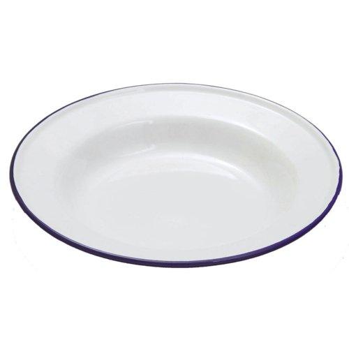 6 x Falcon Assiette à Soupe 24 cm