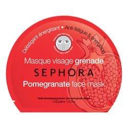 Masque du visage Sephora Grenade inspiré des rituels de beauté asiatiques.