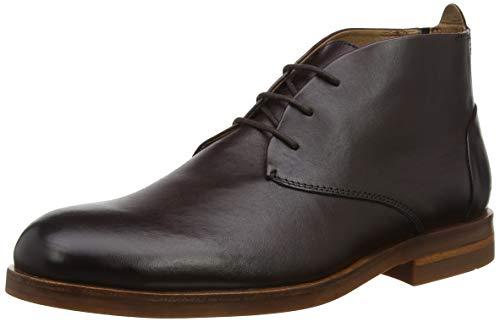 H by Hudson Herren Bedlington Chukka Boots, Braun (Brown 20), 41 EU -
