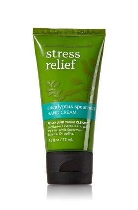Bath-and-Body-Works-Aromatherapy-Hand-Cream-Stress-Relief-Eucalyptus-Spearmint-25-Oz