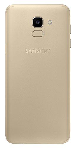 Samsung Galaxy J6 2018 32 GB UK SIM-Free Smartphone, Gold, UK Version Img 1 Zoom