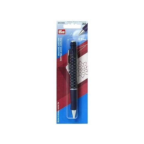 Prym Pencil with 2 Cartridges, Purple