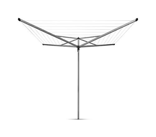 Brabantia Essential Tendedero Exterior Tipo Paraguas