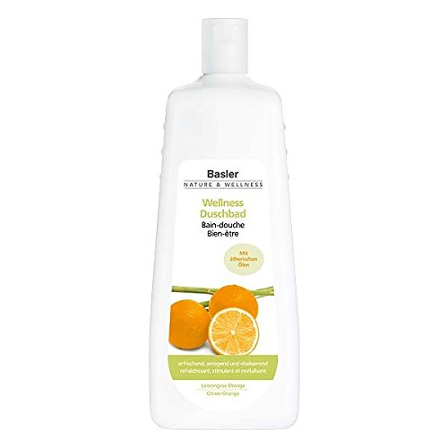 Wellness Duschbad Lemongras-Orange, 1000ml