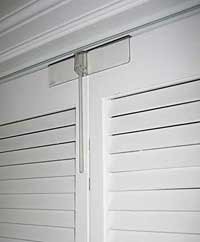 Complete Deluxe Bi-fold Door Lock, 2 Pack by Safety Innovations