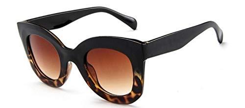 80fdf68fc6 EVRYLON - Gafas de sol para mujer, diseño vintage de gato con montura ancha  Cat