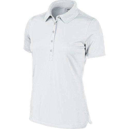 Nike VICTORY Polo-Shirt WHITE/WHITE, Größe Nike:XL
