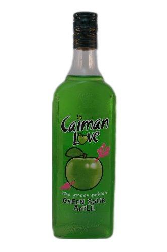 Antonio Nadal Caiman Love Manzana Verde<br>Spanischer Likör Grüner Apfel
