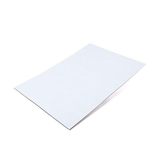 Farbige Ernte (5x Farbige Magnetfolie DIN A4Format Kennzeichnung und Ernte, Farbe: Weiß)