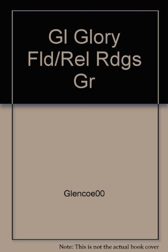 The Glory Field with Related Readings (Glencoe Literature Library) by Walter Dean Myers (2000-08-01)
