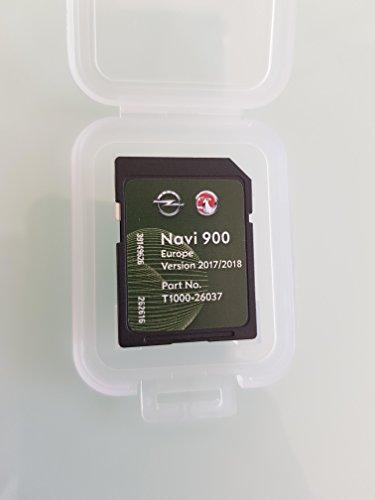 SD Karte GPS Opel NAVI600 NAVI900 Europe