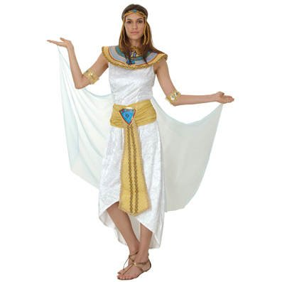 Patry-Partners 87312 Damen-Kostüm Ägypterin, (Kostüme Damen Partner Für)