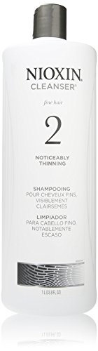 System 2 Cleanser For Fine Hair Noticeably Thinning Hair 1000ml/33.8oz