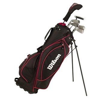 Wilson Prostaff HL Combo Half Golf Set (Graphite Shaft)