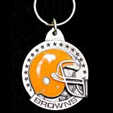 Nfl Key Ring Cleveland Browns 3 Packs