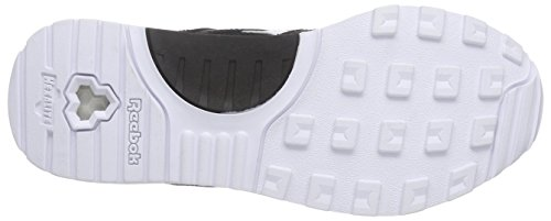 Reebok Ventilator Is, Chaussures de Running Entrainement Garçon Noir (noir/blanc)