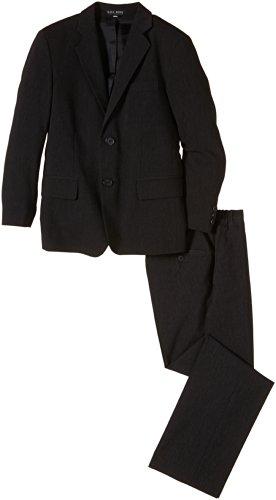 Schurwolle 3-knopf-anzug (G.O.L. Jungen Anzug Blazeranzug, Regularfit, Gr. 128, Grau (anthrazit 3))