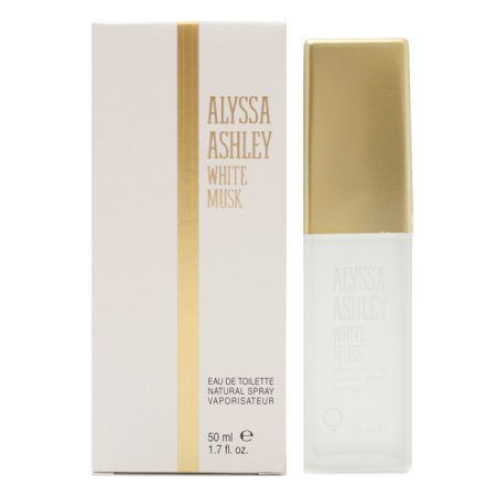 Alyssa Ashley White Musk fur DAMEN von Alyssa Ashley - 100 ml Eau de Toilette Spray
