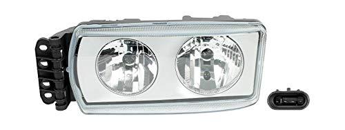 Hauptscheinwerfer SIEGEL Automotive SA5A0170 (1 Stk.)