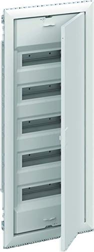 Striebel&John Unterputzverteiler UK660N4 60PLE IP30 mit Tür Installationskleinverteiler 4011617313731