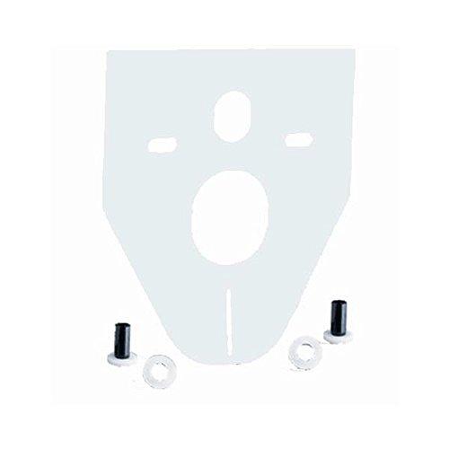 Schallschutz Set für Wand WC und Bidet passend für Geberit Vorwandelement -
