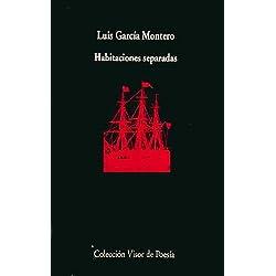 Habitaciones separadas (Visor de Poesía) Premio Nacional de Poesía 1995
