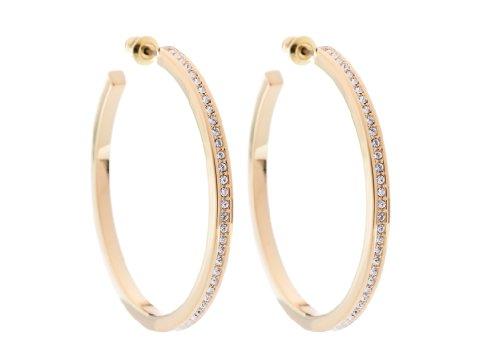 Karen-Millen-GoldCrystal-Large-Hoop-Earrings