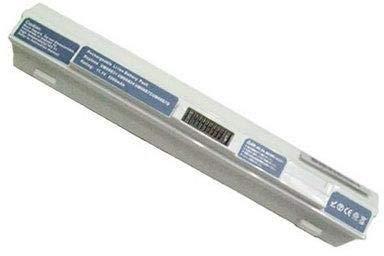 Acer BT.00607.076 Lithium-ION (Li-ION) 5200mAh Batterie Rechargeable - Batteries Rechargeables (5200 mAh, Lithium-ION (Li-ION), Blanc, 1 Pièce(s))