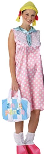 Kostüme Gute College Boy (Zauberclown - Damen Lobby Lou Schlafmütze Gute Nacht Kostüm, S,)