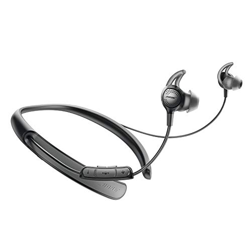 Bose QuietControl 30 Cuffie Wireless, Nero