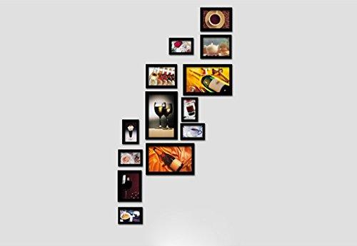 Galleria fotografica ASL Semplice Foto solido muro di legno della struttura parete del soggiorno Vendere combinazioni multiple Mainstream Stile creativo di personalità Ristorante Combinazione Muro qualità ( Colore : A )