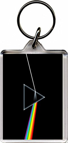 Pink Floyd - Dark Side of the Moon Portachiavi A